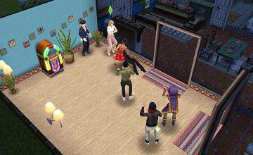 模拟日常生活游戏