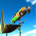 巨大斜坡特技飞车v0.1