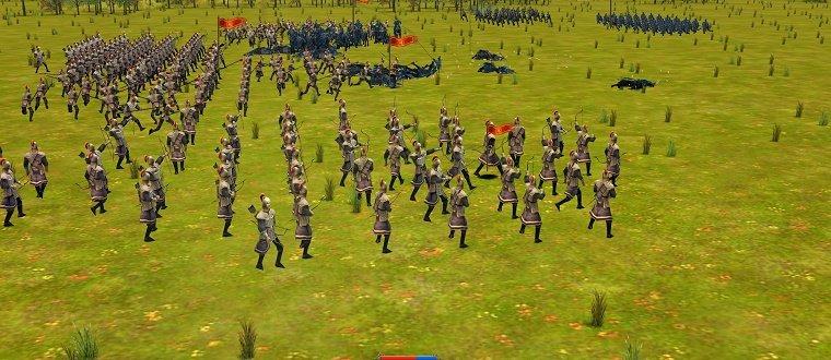 大型军事战争手机游戏
