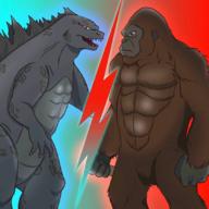 哥斯拉vs金刚联盟