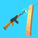 武器粉碎射击