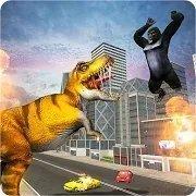 怪物恐龙VS金刚3D