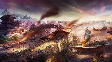 三國單機版建兵攻城游戲