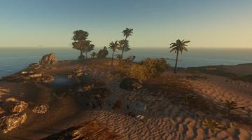 荒岛生存建造类手游